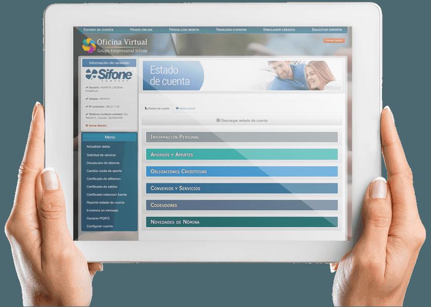 Oficina Virtual Validación OTP