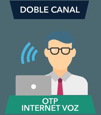 OTP - Internet Voz