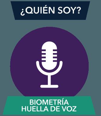 OTP - Biometría de voz